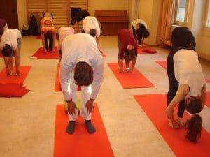 Journée Internationale Yoga 2016 Padahastasana