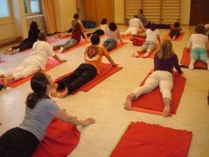 JournéeInternationale Yoga 2016 Anahatha Genève