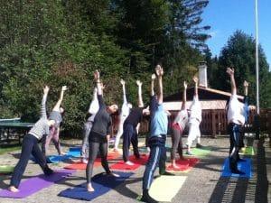 yoga integral genève- trikonasana