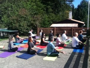 stage de yoga - méditation- yoga integral genève