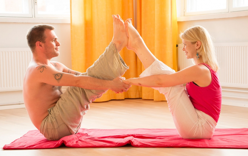 Yoga de l'Amour